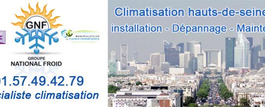 Entreprise Climatisation 92