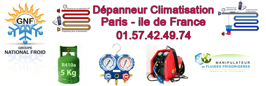 75 depannage Climatisation