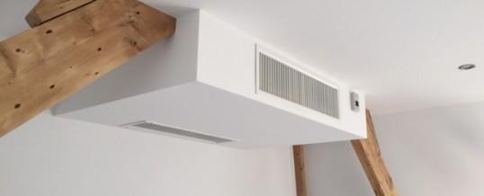 installation de climatisation gainable paris